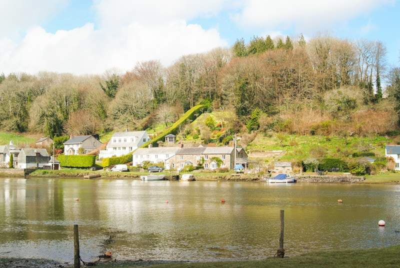 Lerryn really is an enchanting little village