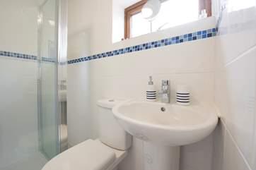Your en suite shower-room.
