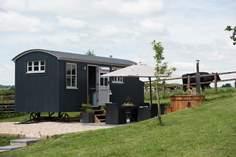 Otter's Holt Shepherd's Hut