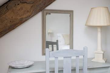 Care and attention to detail make Barn Owls Cottage feel like a home from home.