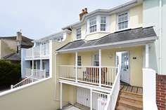 2 Tregarth Cottages - Holiday Cottage - St Mawes