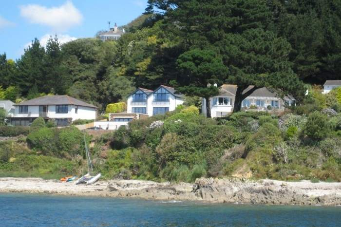 Cottages near St Mawes Castle