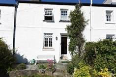 Dolphin Cottage - Holiday Cottage - Portloe