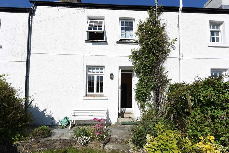 mevagissey gorran housebythebeach holidays the cottage portloe beach house cottages in by haven holiday