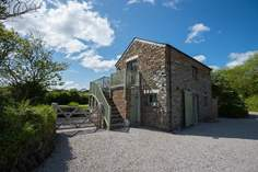 Hayloft - Holiday Cottage - Portscatho