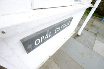 Opal Cottage.