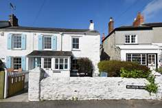 Opal Cottage - Holiday Cottage - Portscatho