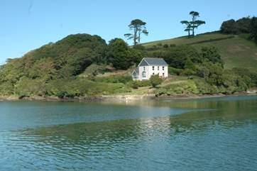 Quay Cottage.