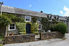 Rosteague Cottage - Holiday Cottage - 1.1 miles S of Portscatho