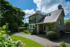 Rosteague Lodge - Holiday Cottage - 1.1 miles S of Portscatho