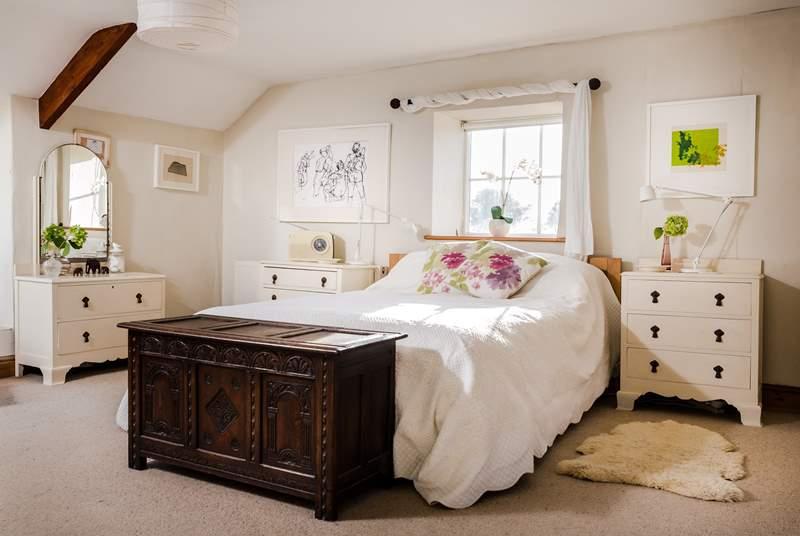 The Master bedroom. Bedroom 4.