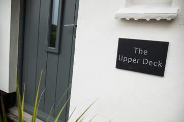 The Upper Deck.