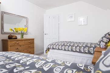 A lovely room for children or adults.