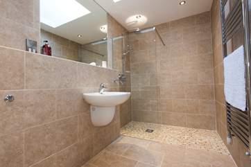 The modern wet-room.