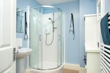 The family shower room