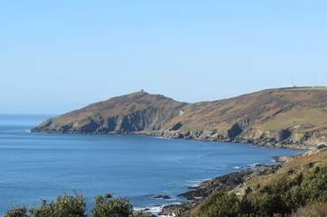 A view towards Rame Head.