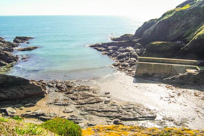 Cottages near Nare Head & Portloe Walk From Veryan