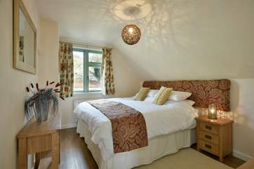 Each bedroom is presented to the highest standard, all with beautiful bed linens.