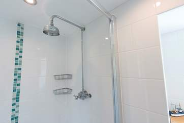 A modern shower-room.