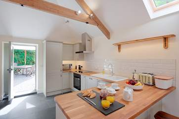 This carefully designed open plan cottage has been lovingly finished with your ultimate enjoyment in mind.