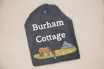 Burham Cottage on Dartmoor.