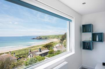 And of course the sea views, what more could you want.
