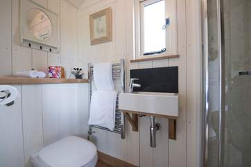 Not forgetting the beautifully fitted en suite shower-room too.
