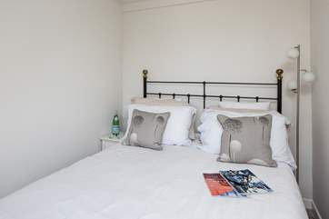 The second floor bedroom 3 has a 5ft bed and en suite shower-room.
