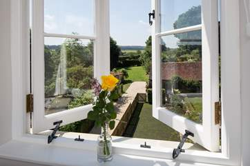 Fabulous views from almost every window in this gorgeous house.