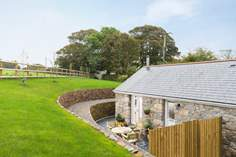 Moo Barn - Holiday Cottage - 8.5 miles NW of Fowey