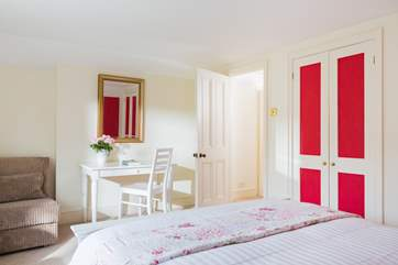 Bedroom 2 has a memory foam chair bed to accommodate an extra child at a small additional cost (please ask when booking).