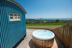 Mount View Retreat - Holiday Cottage - 2.3 miles NE of Penzance