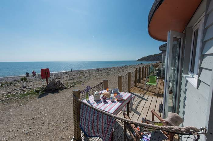 Cottages near Charmouth West Beach