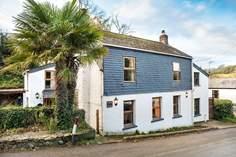 Hillside Cottage - Holiday Cottage - 4.4 miles SE of Mawgan Porth