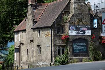 Plenty of pubs to visit in Shaftesbury.