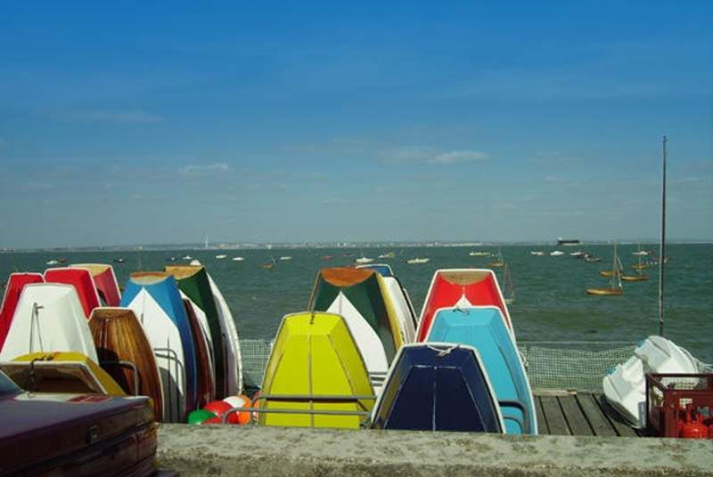 A little like stepping back in time, Seaview is a traditional sailing village
