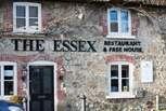 Godshill has a excellent range of pubs, restaurants and tea rooms