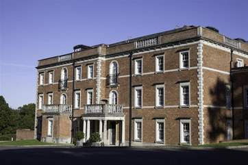 Springfield Court is a very grand residence with so much to offer for couples or families