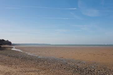 Steps away from the golden beaches of Ryde