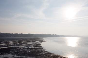 Enjoy gorgeous walks along the seafront, taking in the breath-taking scenery and the wonderful sun sets