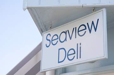 Just 2 minutes away is Seaview Deli where you can buy freshly prepared sandwiches, local deli products and Minghella ice cream