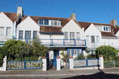 6 Seafield Terrace - Holiday Cottage - Seaview