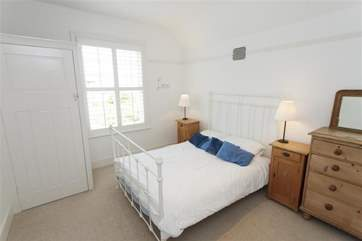 Double bedroom on first floor