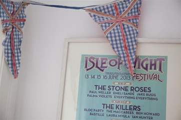 Perhaps you can come to the Festival in June - as you can see, the line-ups are always good