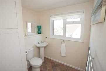 Spacious en-suite bathroom off the master bedroom