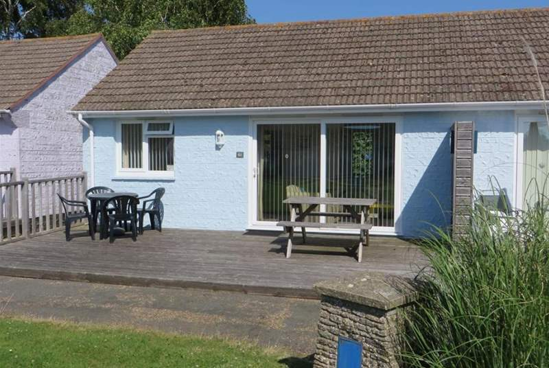 Welcome to 61 Drake Cottage, your holiday on the Isle of Wight starts now