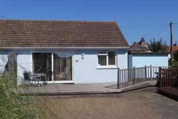 62 Buddleia Cottage, at Salterns Village in Seaview