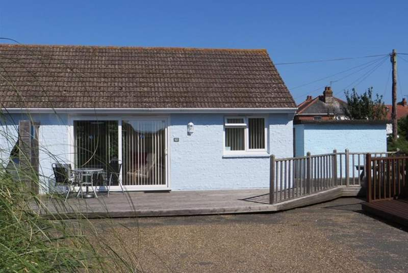 62 Buddleia Cottage, at Salterns Village in Seaview