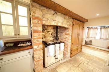 Lovely range oven