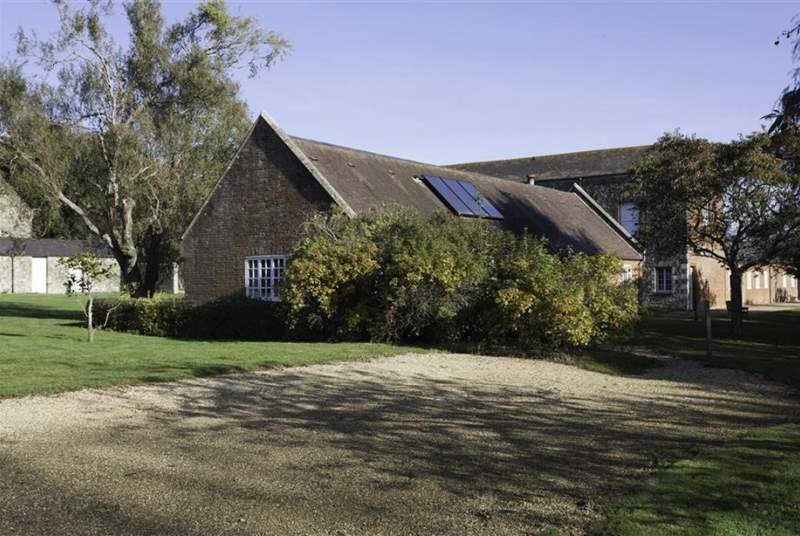 Both the Lake Cottage and Farmhouse are eco-friendly